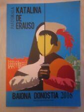 KATALINA DE ERAUSO PASTORALA : BAYONNE / DONOSTIA - Pays Basque - Transgenre