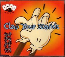 4 ACES - Clap your hands 6TR CDM 1996 HAPPY HARDCORE