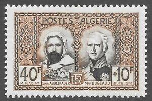 Algeria (1950) - Scott # B61,   MH
