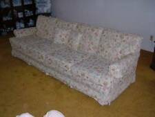 SOFA  8 FT IN SHOW ROOM CONDITION  [FROM A SMOKE FREE HOME]