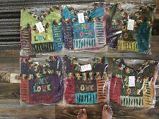 ❤️1 PC Nepal Hobo Bag, Hippie Cotton Boho Purses, Nepali handmade Tie dye Random