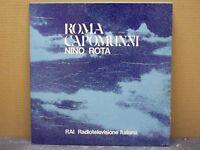 NINO ROTA - ROMA CAPOMUNNI - LP - 33 GIRI - MINT/MINT
