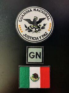 Guardia Nacional Police Patch - Mexico