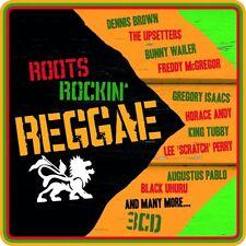 ROOTS ROCKIN REGGAE (LIMITED METALBOX ED)  3 CD NEUF