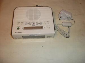 Sangean DCR-89+ DAB+/FM Digital Clock Radio