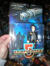Babylon 5 Series Ambassador Londo Mollari With Transport, Never Opened