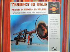 "LP 12 "" TRUMPET IN GOLD - Chris Jackson  - NM/MINT - NEUF - Sonopresse 66002"