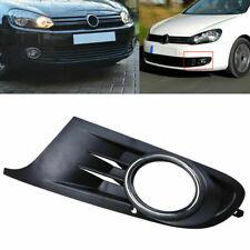 LH Side Lower Bumper Fog Light Lamp Grille Grill Cover fit VW Golf MK6 2010–2014