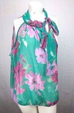 Sweet Pea for New York & Company by Stacy Frati Floral Blouse Top Size XL NWT