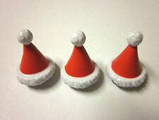 Disney Star Wars  Weekends 2015 Build A Droid Factory - Lot of 3 - NEW SANTA HAT
