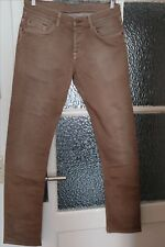 orig. 7 For All Mankind - Jeans Hose - Chad  - beige - W31 -  WIE NEU!!