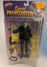 Son Of Frankenstein Sideshow Toys Universal Monsters Karloff MOC figure horror