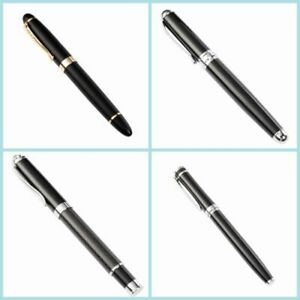 Neutral Sign Gel Ink Roller pen Writing Stationery School Office Supply Alloy