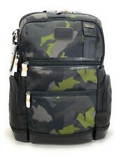 Tumi Fremont Parrish Casual Business Laptop Computer Backpack Avocado Green Camo