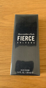 abercrombie and fitch fierce Cologne 100ml BNIB