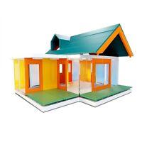 Tallo Juguetes de Aprendizaje Arquitectónico Construcción Modelo Kit (80 +