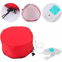 Hair Steamer Cap Dryers Electric Heating Cap Thermal Treatment Hat Hair Care SPA