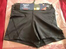Womens Reebok Performance Sports Short Underwear Training- Black