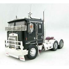 """Iconic Replicas Kenworth K100G with a Cat 3406E Engine """"BLACK"""" 1:50 """"NEW"""""""