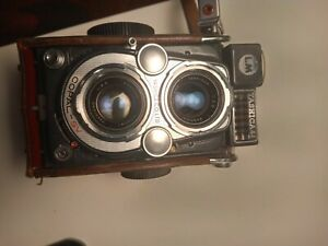 yashica 44 lm one owner. Never out of box. Documents. Warranty paper. Original.