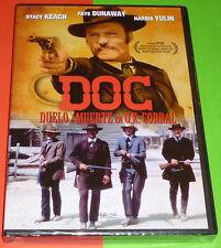 Duelo a muerte en OK Corral DOC - English Español DVD R2 - Precintada
