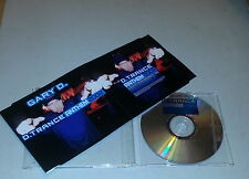 Single CD  Gary D. - D. Trance - Anthem  2002  6.Tracks