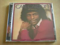 CD Album Carl Carlton(The Bad C.C.) 1982 New/Neuf S/S Sealed
