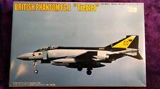 "Fujimi 1:72 British Phantom FG.1 ""Treble 1"" 111 Sq. Model Kit 72192 SEALED BAGS"