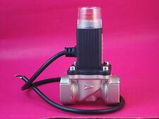 "DN20A manual reset G3/4"" brass alloy gas emergency shut off solenoid valves"