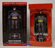 DC DIRECT JUSTICE LEAQUE THE ANIMATED SERIES BATMAN RESIN MINI MAQUETTE - STATUE