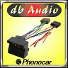Phonocar 4/733 Cavo Alimentazione Alfa Giulietta Connettore Adattatore Autoradio