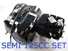 Motor Engine SEMI AUTO LIFAN 125CC  XR50 CRF50 70 CT70 SDG SSR 125 P EN21-SET