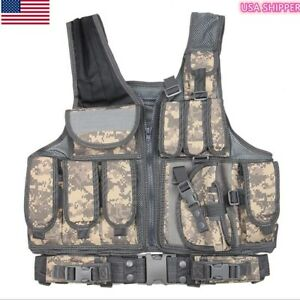 LDLC Loaded Gear Tactical Vest Right Hand w/ Holster heavy duty hunting backpack