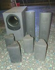 JBL Surround System 6.1 - 4x SAT10, 2x SAT20 plus Subwoofer