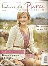 Linea Pura Hand Knitting # 4, (SC, 2011) Natural & Eco Yarn