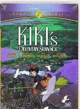 DVD- KIKI'S DELIVERY SERVICE, STUDIO GHIBLI, DISNEY , BRAND NEW, FACTORY WRAPPED
