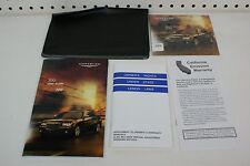 2010 New Chrysler 300  User Guide Manuel with case and CD   FREE SHIPPING