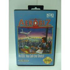 Aerobiz Usa Genesis Megadrive