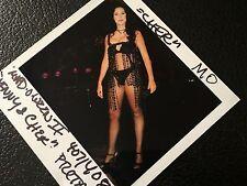 MADtv Continuity Polaroid Wardrobe Original Photo Mo Collins as Cher Movie Prop