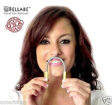 Bellabe Threading Facial Hair Remover Quick & Effective Made in USA.SUNNY YELLOW
