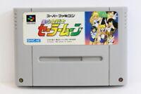 Sailor Moon Bishojo Senshi SFC Nintendo Super Famicom SNES Japan Import I5196