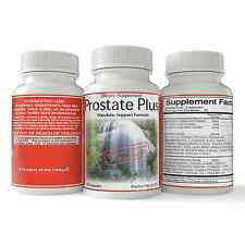 Prostate Plus, Natural Health Supplement, Prostate Support, Healthy Living 90 ct