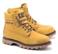 CAT Caterpillar Watershed Waterproof Walking Mens Boots Size 6-12 UK
