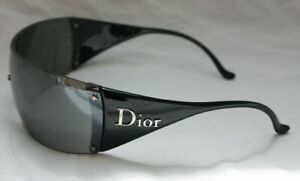 Dior Luxury Sunglasses Ski 6 9A8 Black New