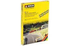 NOCH 60511 HO 1/87 Glissières de sécurité et poteaux routiers 1m