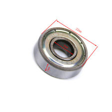 2pcs 6202Z Metal Shielded Deep Groove Miniature Ball Bearing Dirt bike wheel