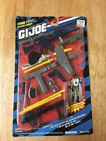 Hasbro GI Joe Hall of Fame Urban S.W.A.T. Weapons Arsenal, New Sealed, 1993!