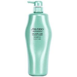 Shiseido Professional Hair Scalp Care Fuente Forte Shampoo 1000ml Japan Tracking