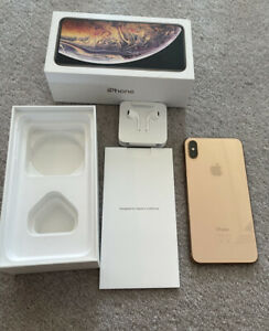 Apple iPhone XS Max 64GB Rose Gold Immaculate Condition - Vodafone