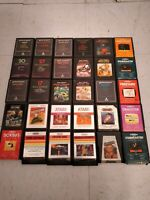 Atari 2600 Lot Of 30 TeleGames Cartridge Only NO DOUBLE Tested Work Perfect # 2